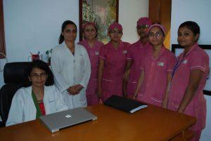 Breast Care Clinic Team
